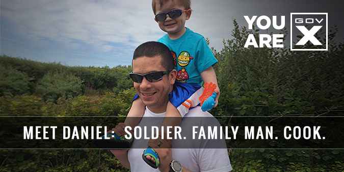 Member Profile Series: Daniel S. / US Army