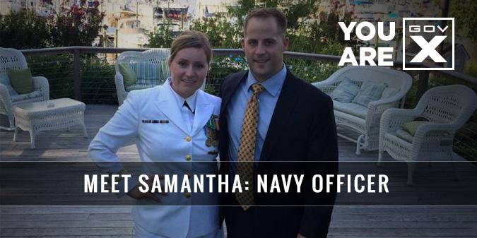 Member Profile Series: Samantha F. / US Navy