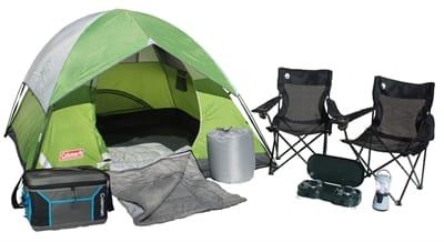 coleman-getaway-camping-package
