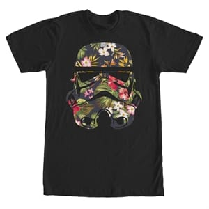 Picture of Storm Flowers - Black - L