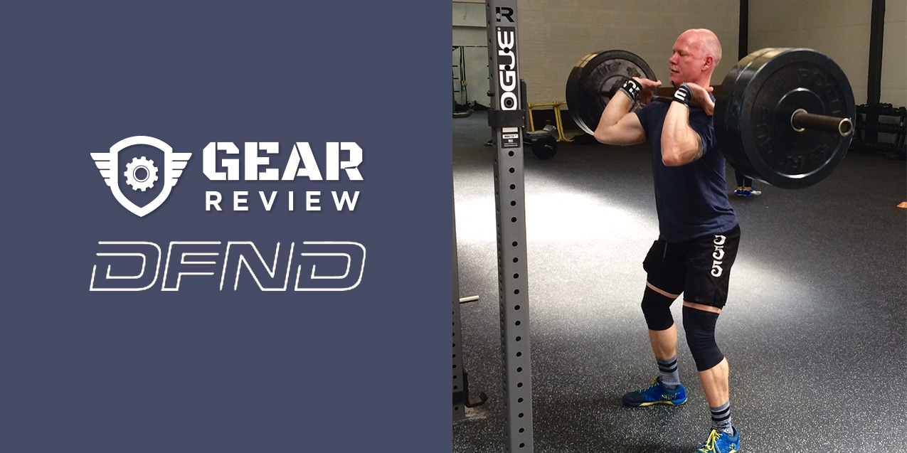 A Competitive Crossfitter's Review of DFND Compression Gear