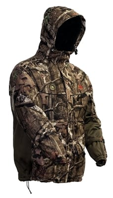 Picture of Mossy Oak My Core Heated Parka - Large
