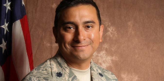 Military Appreciation Honoree - LTC Steve Soliz