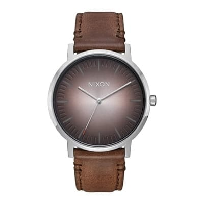 Nixon - Porter Leather Watch