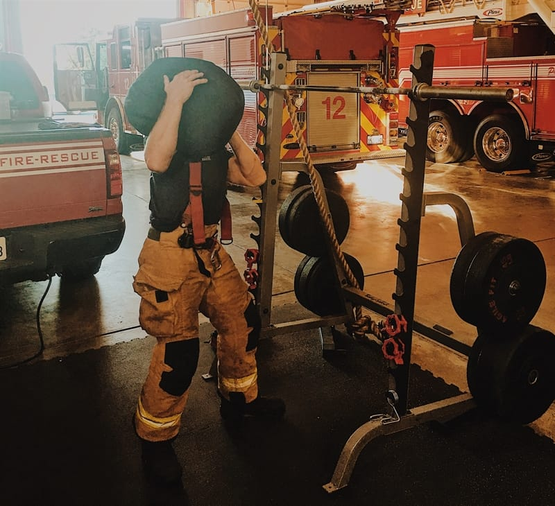 Deadlift Tips Brute Force Strength: How To Train Like A Firefighter With Brute Force Sandbags